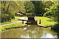 SK5381 : Thorpe lock 23 by Richard Croft