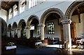 TF4710 : Walsoken: All Saints Church: North Aisle by Michael Garlick