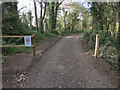 TL5255 : Mill Lane by Hugh Venables