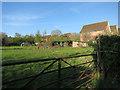 TL3558 : Development site, Highfields Caldecote by Hugh Venables