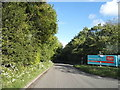 SP9007 : Road junction in Lanes End by David Howard