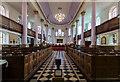 SK8190 : Interior, All Saints' church, Gainsborough by J.Hannan-Briggs