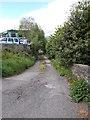 SE0438 : Upper Pierce Close - Halifax Road by Betty Longbottom