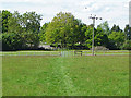 SU9072 : Footpath, WInkfield by Alan Hunt