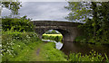 SD5042 : Bridge 51 on the Lancaster Canal : Week 21