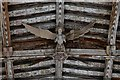 TM4575 : Blythburgh: Holy Trinity Church: The Angel Roof in the Nave 1 : Week 21