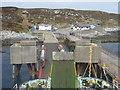 NM2256 : Coastal Argyll : The Linkspan At Arinagour, Island Of Coll by Richard West