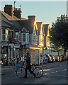 TL4656 : A bright May evening on Cherry Hinton Road : Week 21