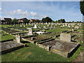 TL4966 : Waterbeach Cemetery by Hugh Venables