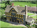 SO4381 : Stokesay  Castle  Gatehouse  built  1640-41 : Week 22