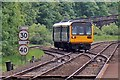 SJ9490 : Northern Rail Class 142, 142004, Romiley Junction by El Pollock