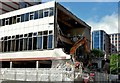 J3373 : Demolition, former College of Business Studies, Belfast - June 2015(5) by Albert Bridge