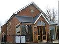 SP8619 : Wingrave Methodist Church, Bucks by David Hillas