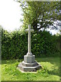 TQ3615 : East Chiltington, War Memorial by PAUL FARMER