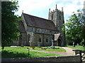 TL2256 : St Margarets Church, Abbotsley by JThomas