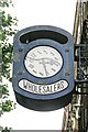 Dist:0.1km<br/>The age of advertising one's premises by means of a public clock is long gone, yet there remain many reminders of this practice. This example, in Stoke Newington High Street, unfortunately lacks the name of the company that installed it.