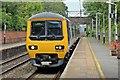 SJ8478 : Northern Rail Class 323, 323234, Alderley Edge railway station by El Pollock