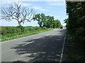 TL2764 : Ermine Street Roman Road (A1198) by JThomas