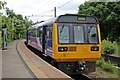SJ5795 : Northern Rail Class 142, 142001, platform 3, Earlestown railway station by El Pollock