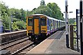 SD5407 : Northern Rail Class 150, 150214, Gathurst railway station by El Pollock
