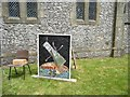 SK1673 : Well-dressing, Cressbrook, June 2015 [3] by Christine Johnstone