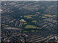 TQ2972 : Tooting Bec Common from the air by Thomas Nugent