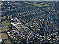 TQ2573 : Southfields from the air by Thomas Nugent