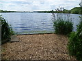 TQ2287 : Looking along the length of the Brent Reservoir by Marathon