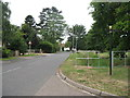 TL1252 : Green End Road, Great Barford by M J Richardson