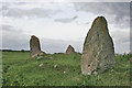 NO9096 : Aquhorthies Recumbent Stone Circle (12) by Anne Burgess