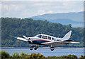 NM9035 : G-BEYL at Oban Airport by TheTurfBurner