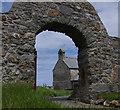 SH3794 : Lych Gate, St Patrick's Church : Week 26