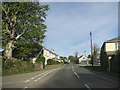 SX3274 : The Road through Bray Shop by Des Blenkinsopp