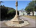 SP5822 : Bicester Town War Memorial : Week 27