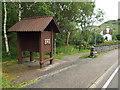 NN1862 : West Highland Way at Kinlochmore by Malc McDonald