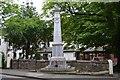 SJ7950 : Audley war memorial by Jonathan Hutchins