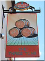 TR0161 : The Three Tuns sign by Oast House Archive