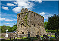 S4935 : Castles of Leinster: Aghaviller, Kilkenny (1) by Mike Searle
