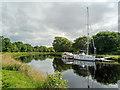 NH6543 : Caledonian Canal below Tomnahurich Bridge : Week 28