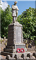 NN0031 : Taynuilt War Memorial (1) by The Carlisle Kid