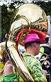 NT2573 : Musician, Edinburgh carnival parade : Week 29