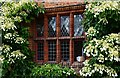 TQ6598 : Ingatestone Hall: Detail of brickwork and windows : Week 29