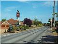 TM0919 : Clacton Road, Thorrington by Malc McDonald
