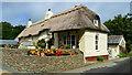 SS2216 : Village house, Gooseham, Cornwall by Oswald Bertram