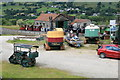 NY3224 : Threlkeld Quarry & Mining Museum - locomotive shed by Chris Allen