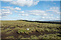 NY8714 : Peat banks on Black Tewthwaite by Trevor Littlewood