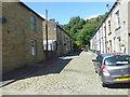 SD9026 : Gladstone Street, Cornholme by Raymond Knapman