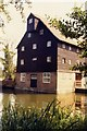 TL2871 : Houghton Mill by Chris Andrews