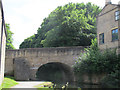 SE2535 : Broad Lane bridge by Stephen Craven