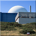 TM4763 : Sizewell B reactor dome : Week 32